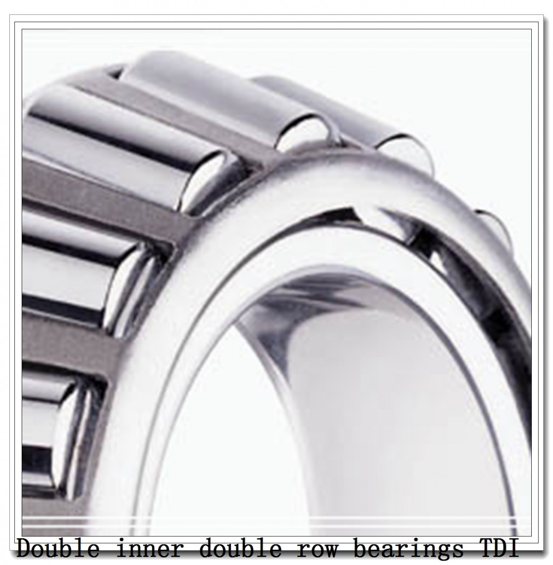280TDO470-1 Double inner double row bearings TDI