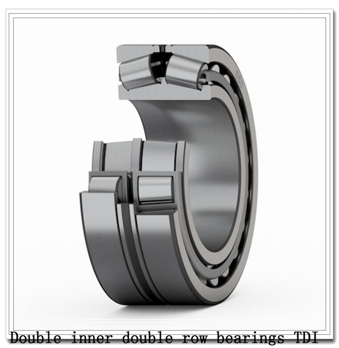 140TDO230-3 Double inner double row bearings TDI