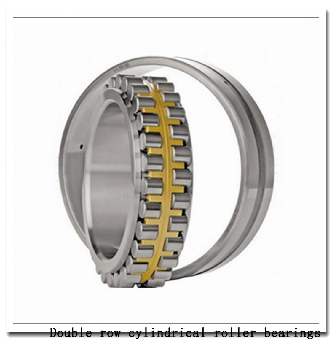 NN3176 Double row cylindrical roller bearings