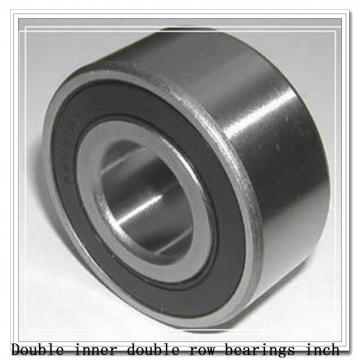 EE234160/234216D Double inner double row bearings inch