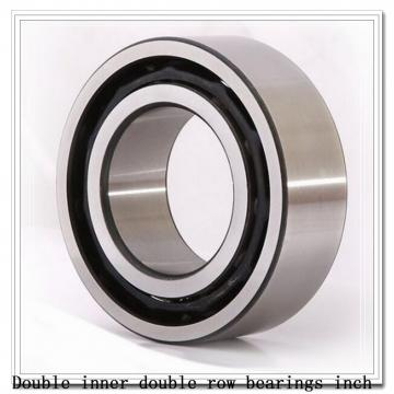 93800A/93127D Double inner double row bearings inch