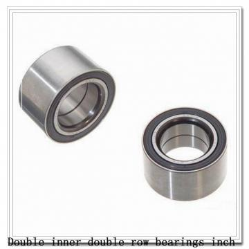 EE750558/751204D Double inner double row bearings inch