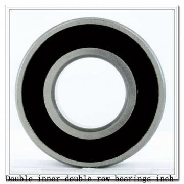 46790R/46720D Double inner double row bearings inch