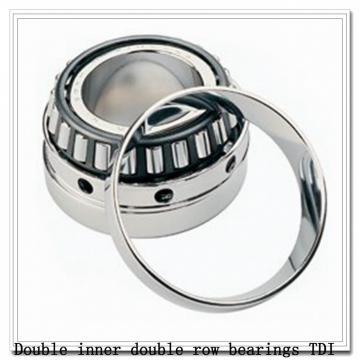160TDO270-3 Double inner double row bearings TDI