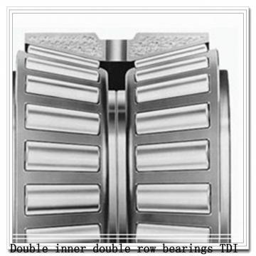 150TDO255-1 Double inner double row bearings TDI