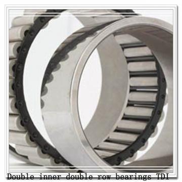100TDO215-3 Double inner double row bearings TDI