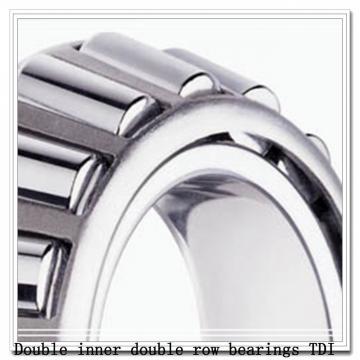 100TDO215-4 Double inner double row bearings TDI