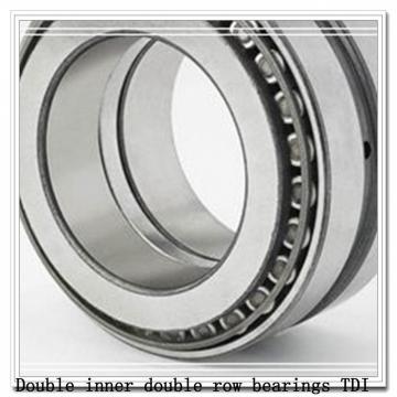 140TDO200-2 Double inner double row bearings TDI