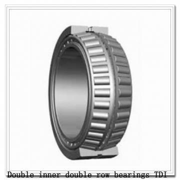 1050TDO1390-1 Double inner double row bearings TDI