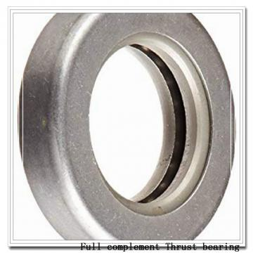 TTSV610  Full complement Thrust bearing