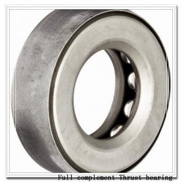 TSX508  Full complement Thrust bearing