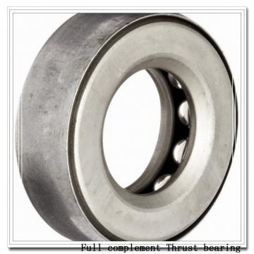 TSX900  Full complement Thrust bearing