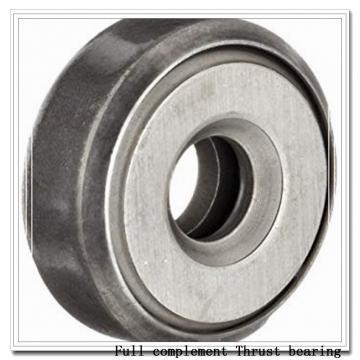 TSX265  Full complement Thrust bearing