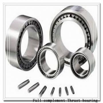 TSX380  Full complement Thrust bearing