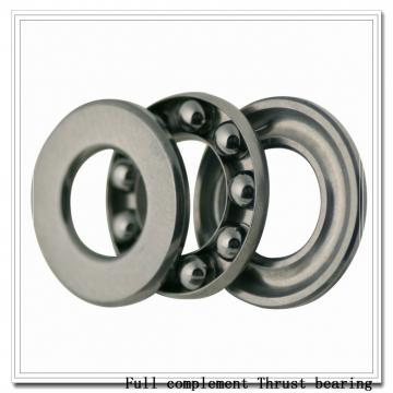 TTSV554A  Full complement Thrust bearing