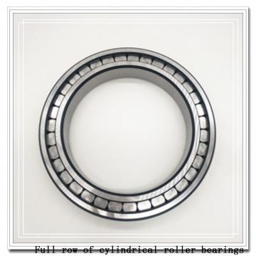NCF2876V Full row of cylindrical roller bearings