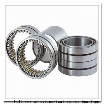 NCF2976V Full row of cylindrical roller bearings