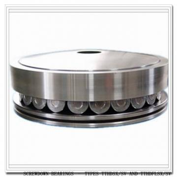 126 TTSV 922 SCREWDOWN BEARINGS – TYPES TTHDSX/SV AND TTHDFLSX/SV