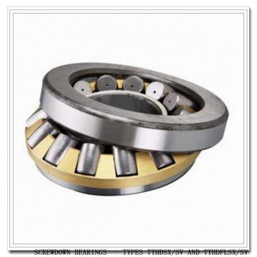 T411FAS-T411S SCREWDOWN BEARINGS – TYPES TTHDSX/SV AND TTHDFLSX/SV