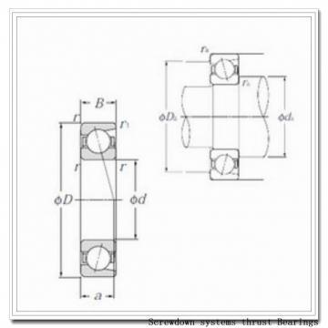 T511fs-T511sB screwdown systems thrust Bearings