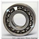 TSX150  Full complement Thrust bearing