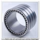 NCF2924V Full row of cylindrical roller bearings