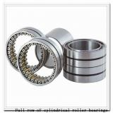 NCF2896V Full row of cylindrical roller bearings