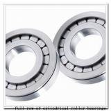 NCF1838V Full row of cylindrical roller bearings